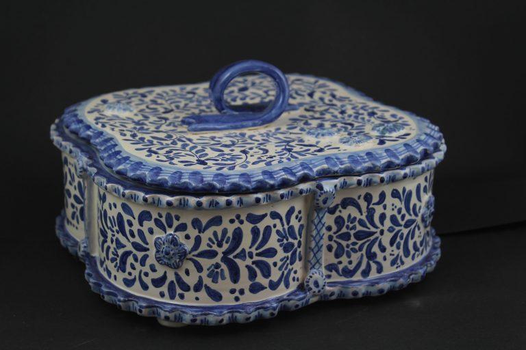 Caja azul - Pepe Royo Alcaraz