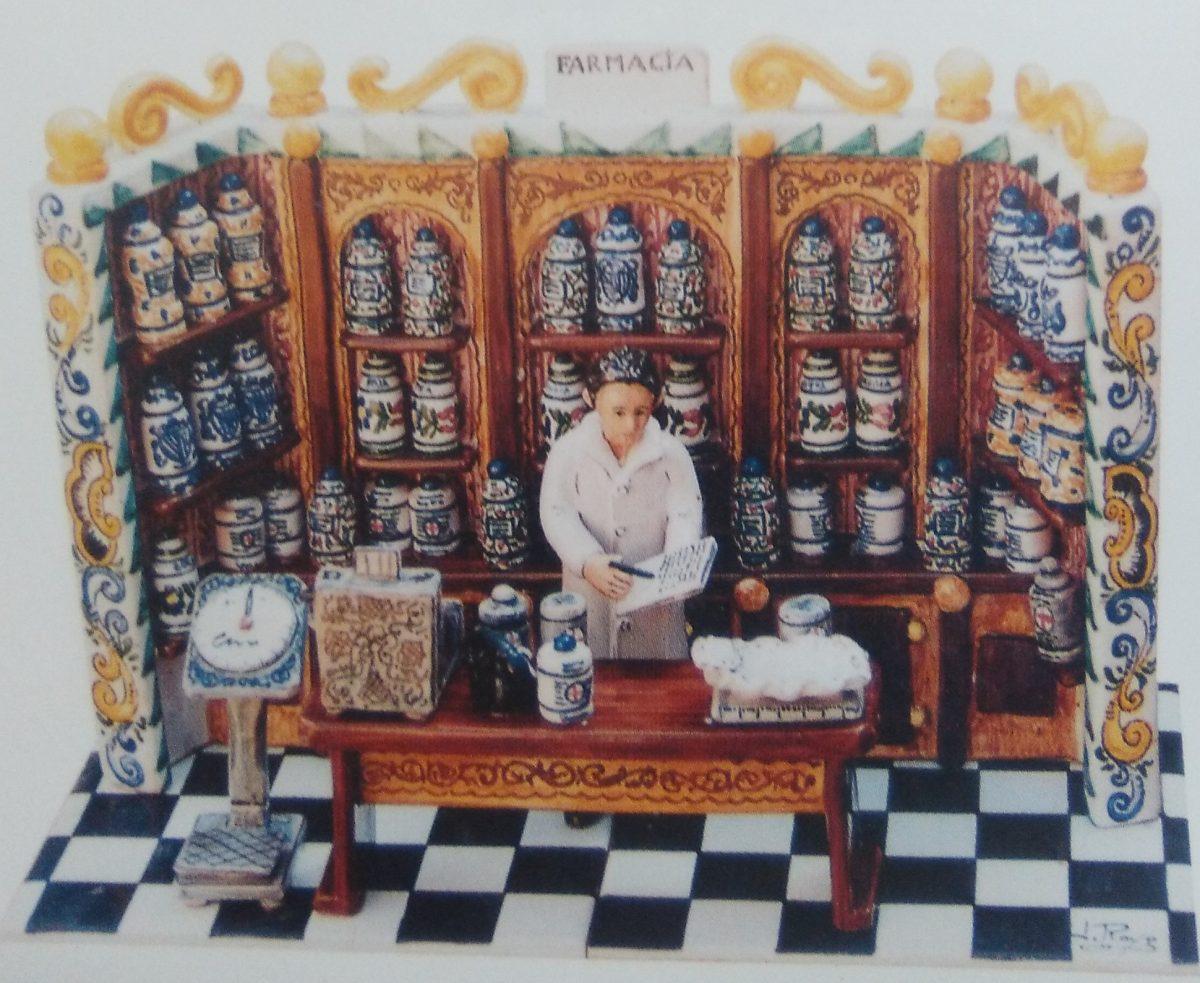 Farmacia - Pepe Royo Alcaraz