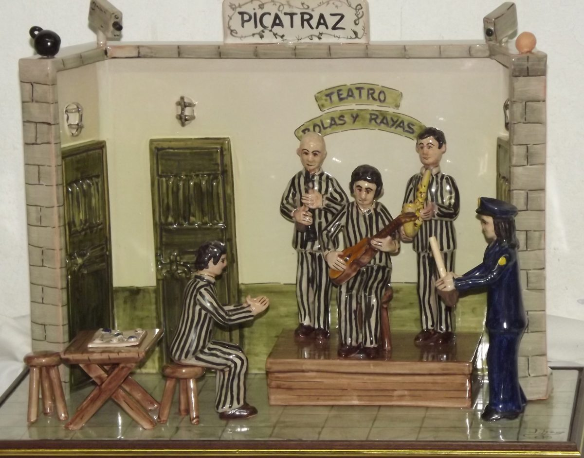 Picatraz - Pepe Royo Alcaraz