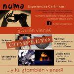 Curso de Torno en plena naturaleza, del 8 al 12 de agosto - Pepe Royo