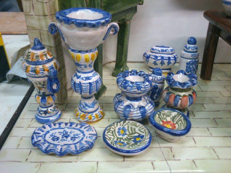 Ofici ceramista per a maite i viqueira - Pepe Royo Alcaraz