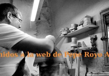 Bienvenidos a la web de Pepe Royo Alcaraz