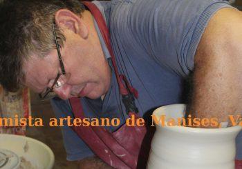 Pepe Royo Alcaraz, artesano ceramista